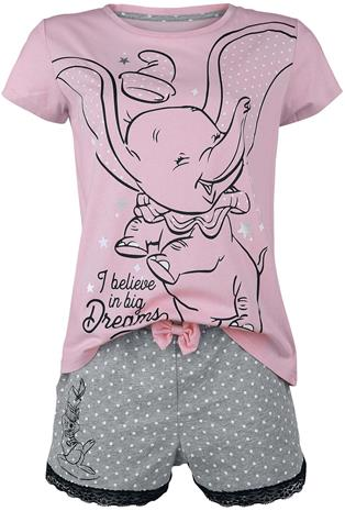 Dumbo - Dumbo - Pyjama - Naiset - allover