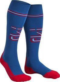 Falke SK4 Ski Socks Men, sininen/punainen