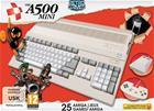 The A500 Mini, retrokonsoli + 25 peliä