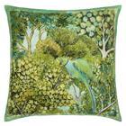 Designers Guild Designers Guild-Haryana Tyyny 55x55 cm, Emerald