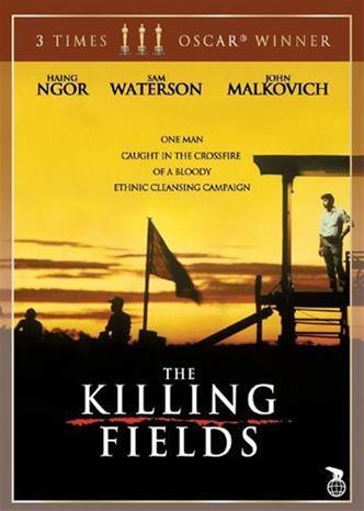 Kuoleman kentät (Killing Fields), elokuva