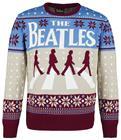 The Beatles - Holiday Sweater 2021 - Jouluneule - Miehet - Monivärinen