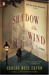 The Shadow of the Wind (Carlos Ruiz Zafón), kirja