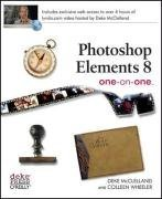Adobe Photoshop Elements 8 One-on-One (Deke McClelland and Colleen Wheeler), kirja