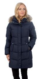 Icepeak naisten talviparka AZUSA, tummansininen 46
