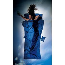Cocoon Travelsheet Silk, makuupussilakana