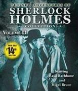The New Adventures of Sherlock Holmes Collection, Volume 2, äänikirja