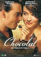 Pieni suklaapuoti (Chocolat), elokuva