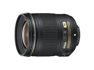Nikon AF-S Nikkor 28mm f/1.8G, objektiivi