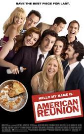 American Pie: Luokkakokous (American Reunion, Blu-ray), elokuva