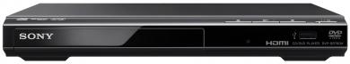 Sony DVP-SR760H, DVD-soitin