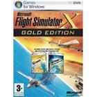 Microsoft Flight Simulator X Gold Edition, PC-peli