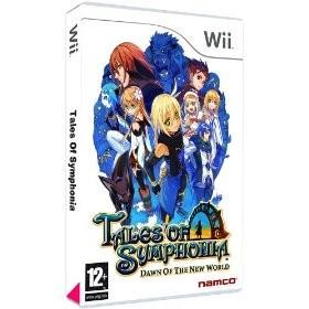 Tales of Symphonia: Dawn of the New World, Nintendo Wii -peli