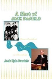 A Shot of Jack Daniels (Jack Kyle Daniels), kirja