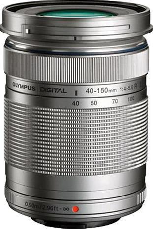 Olympus M.Zuiko Digital ED 40-150mm f/4.0-5.6, objektiivi