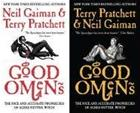 Good Omens: The Nice and Accurate Prophecies of Agnes Nutter, Witch (Gaiman, Neil Pratchett, Terry), kirja 9780060853983