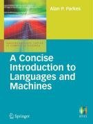A Concise Introduction to Languages and Machines (Parkes), kirja