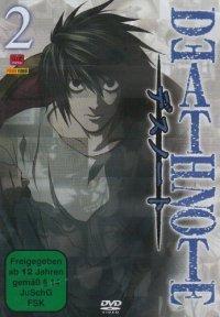 Death Note DVD 2 (Episode 6-10), kirja