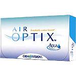 Alcon Air Optix Aqua, kuukausikäyttöiset piilolinssit  6 kpl