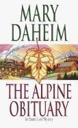 The Alpine Obituary (Mary Daheim), kirja