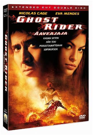 Ghost Rider - Aaveajaja, elokuva