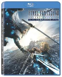 Final Fantasy VII: Advent Children (Blu-ray), elokuva