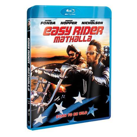 Easy Rider (Blu-ray), elokuva