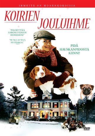 Koirien jouluihme (12 Dogs of Christmas), elokuva