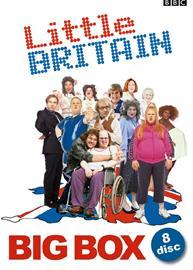 Pikku Britannia (Little Britain): kaudet 1-3, TV-sarja