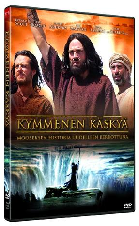 Kymmenen Käskyä Elokuva