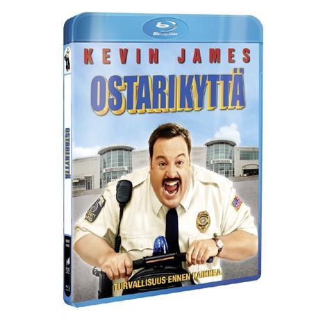 Ostarikyttä (Paul Blart: Mall Cop, Blu-ray), elokuva