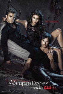 Vampyyripäiväkirjat (The Vampire Diaries): Kausi 3, TV-sarja