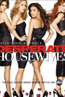 Täydelliset naiset (Desperate Housewives): Kausi 8, TV-sarja
