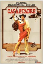 Taloani ette saa (Casa de mi Padre, Blu-Ray), elokuva