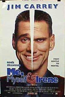Me kaksi ja Irene (Me, Myself & Irene, Blu-Ray), elokuva