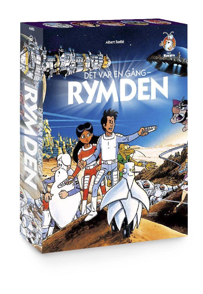 Det Var En Gång Rymden 6 Disc Elokuva Hintaseurantafi
