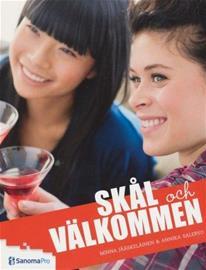 Skål och välkommen (Jääskeläinen Minna Salervo Annika), kirja