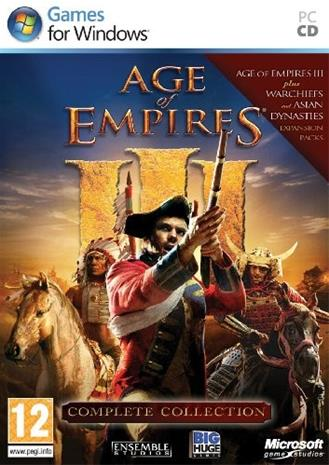 Age of Empires III Complete Collection, PC-peli