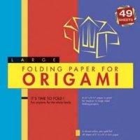 Folding Paper for Origami, kirja