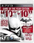Batman: Arkham City - Game of the Year Edition, PS3-peli