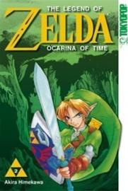 The Legend of Zelda - Ocarina of Time 02, kirja