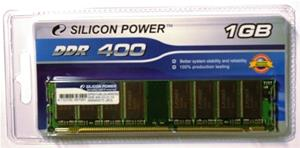 1 GB, 400 MHz DDR, keskusmuisti