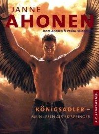 Janne Ahonen, kirja