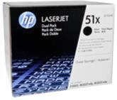 HP Q7551XD, laserväri