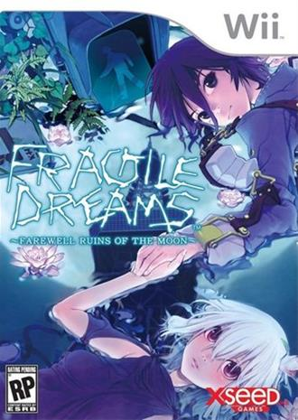 Fragile Dreams - Farewell Ruins of the Moon, Nintendo Wii -peli