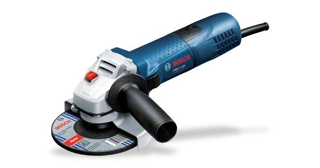 Bosch GWS 7-125 Professional, kulmahiomakone