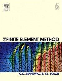 The Finite Element Method Set (Zienkiewicz, O. C. Taylor, R. L.), kirja