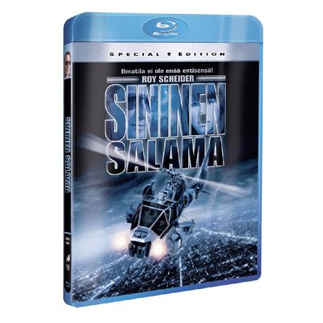 Sininen salama (Blu-ray), elokuva