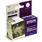 Epson T013401 - musta, mustekasetti