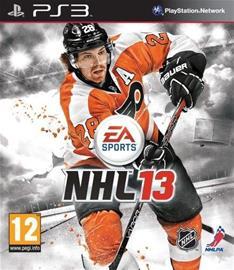NHL 13, PS3-peli